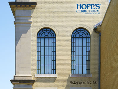 Hope S Correctional Window Systems Security Windows Jail