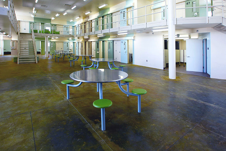 Detention Center Design Corrections Facility Design Jail